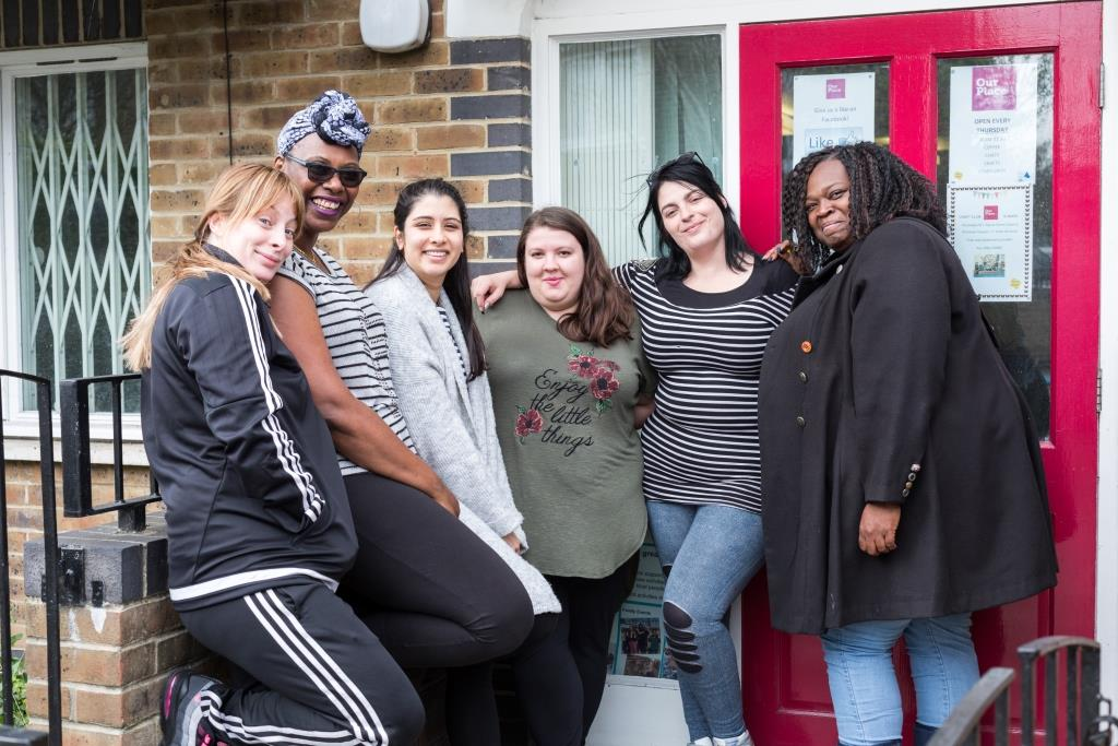 Volunteer Centre Hackney - funded by People's Health Trust